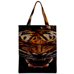 Tiger Face Classic Tote Bag