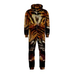 Tiger Face Hooded Jumpsuit (kids)