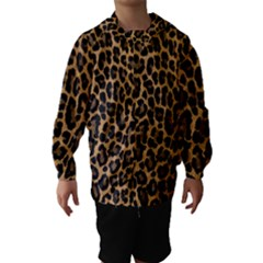 Tiger Skin Art Pattern Hooded Wind Breaker (kids)