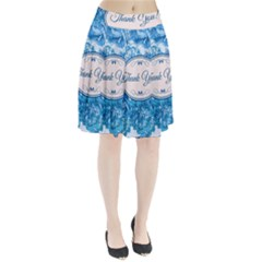 Thank You Pleated Skirt