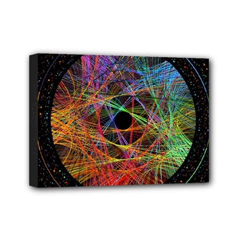 The Art Links Pi Mini Canvas 7  X 5