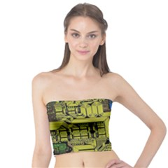 Technology Circuit Board Tube Top
