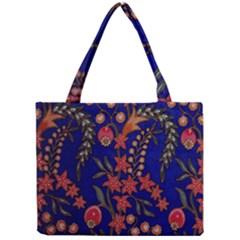 Texture Batik Fabric Mini Tote Bag