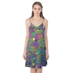 Starbursts Biploar Spring Colors Nature Camis Nightgown