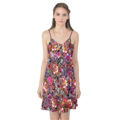 Psychedelic Flower Camis Nightgown