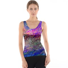 Poetic Cosmos Of The Breath Tank Top