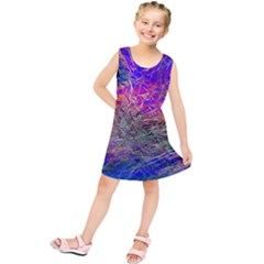 Poetic Cosmos Of The Breath Kids  Tunic Dress