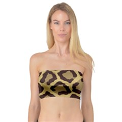 Leopard Bandeau Top