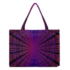 Matrix Medium Tote Bag