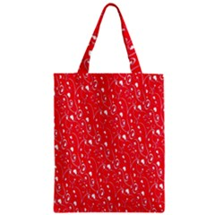 Heart Pattern Classic Tote Bag