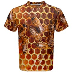 Honey Bees Men s Cotton Tee
