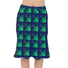 Fractal Mermaid Skirt