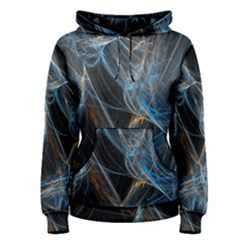 Fractal Tangled Minds Women s Pullover Hoodie