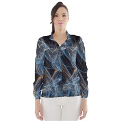 Fractal Tangled Minds Wind Breaker (women)