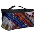 Fractal Circles Cosmetic Storage Case View2