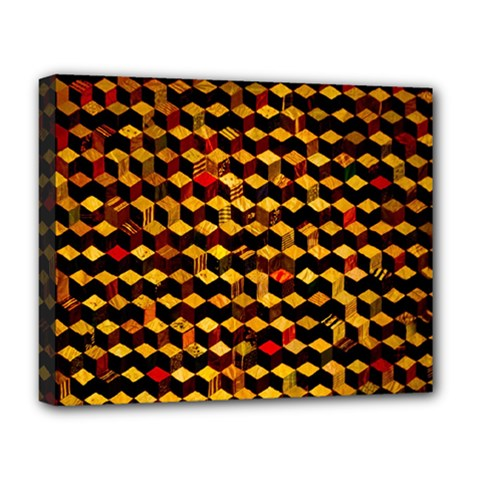 Fond 3d Deluxe Canvas 20  X 16
