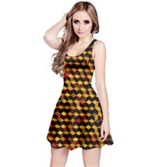 Fond 3d Reversible Sleeveless Dress