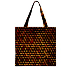 Fond 3d Grocery Tote Bag