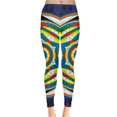 Flower Of Life Universal Mandala Leggings