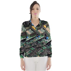 Computer Ram Tech Wind Breaker (women)