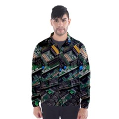 Computer Ram Tech Wind Breaker (men)