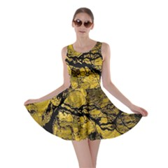 Colorful The Beautiful Of Traditional Art Indonesian Batik Pattern Skater Dress