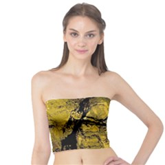 Colorful The Beautiful Of Traditional Art Indonesian Batik Pattern Tube Top