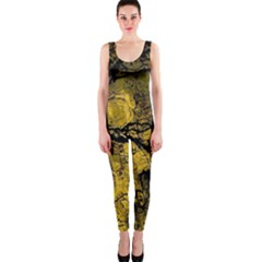 Colorful The Beautiful Of Traditional Art Indonesian Batik Pattern Onepiece Catsuit