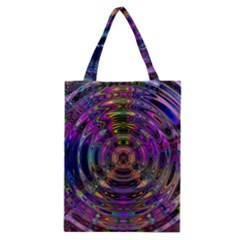 Color In The Round Classic Tote Bag