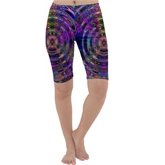 Color In The Round Cropped Leggings
