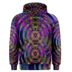 Color In The Round Men s Pullover Hoodie