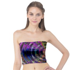 Color In The Round Tube Top