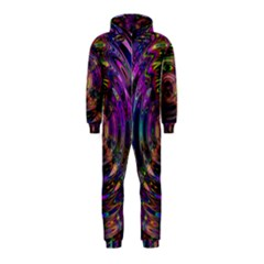 Color In The Round Hooded Jumpsuit (kids)