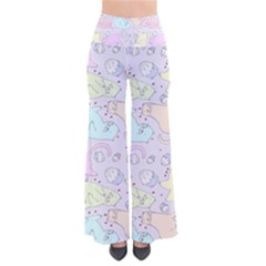 Cat Animal Pet Pattern Pants