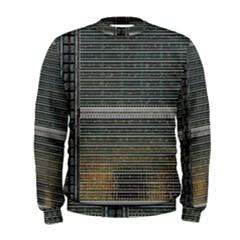 Building Pattern Men s Sweatshirt