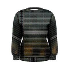 Building Pattern Women s Sweatshirt