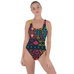 Bohemian Patterns Tribal Bring Sexy Back Swimsuit