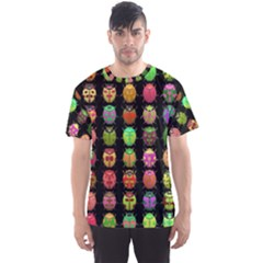 Beetles Insects Bugs Men s Sports Mesh Tee