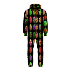 Beetles Insects Bugs Hooded Jumpsuit (kids)