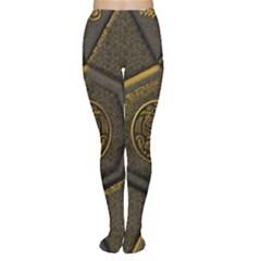 Aztec Runes Women s Tights