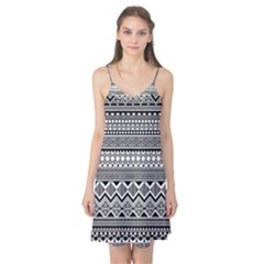 Aztec Pattern Design Camis Nightgown