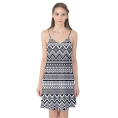 Aztec Pattern Design(1) Camis Nightgown