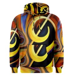 Art Oil Picture Music Nota Men s Pullover Hoodie