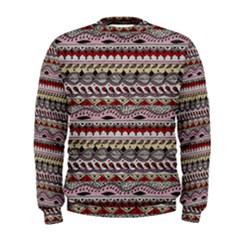 Aztec Pattern Art Men s Sweatshirt