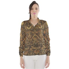 Art Indonesian Batik Wind Breaker (women)