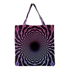 Spider Web Grocery Tote Bag