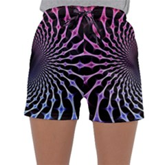 Spider Web Sleepwear Shorts