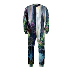 Fantastic World Fantasy Painting Onepiece Jumpsuit (kids)