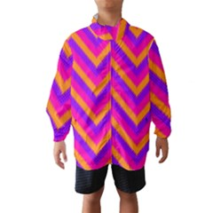 Chevron Wind Breaker (kids)