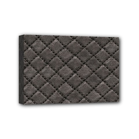 Seamless Leather Texture Pattern Mini Canvas 6  X 4